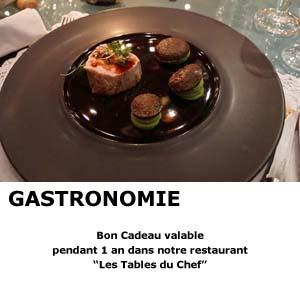 Bons Cadeaux Gastronomie